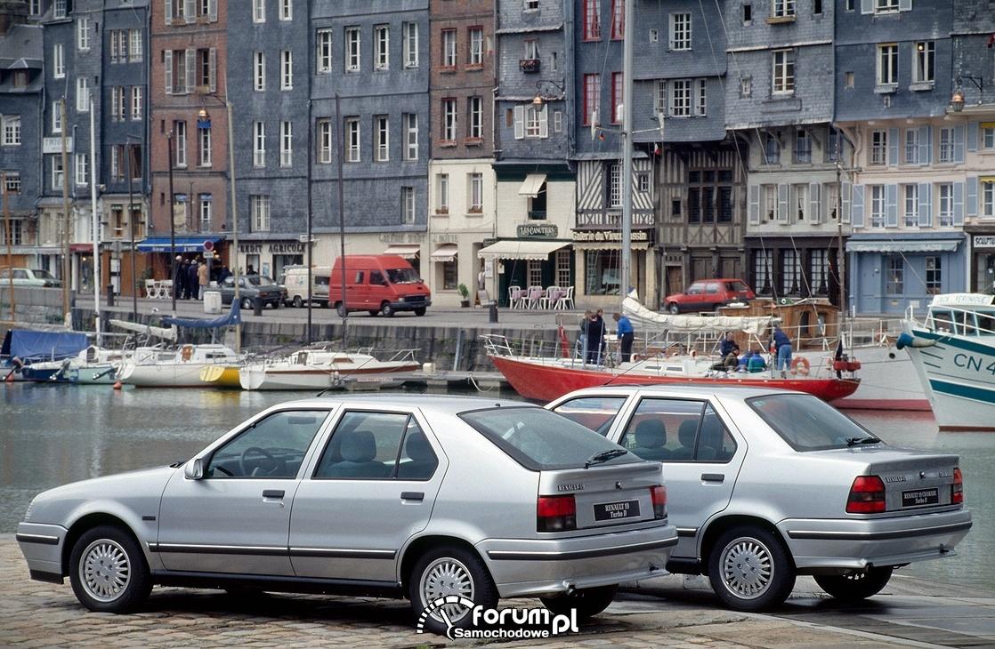 Gama nadwozi Renault 19