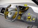 KWID CONCEPT, Renault, deska rozdzielcza i kierownica