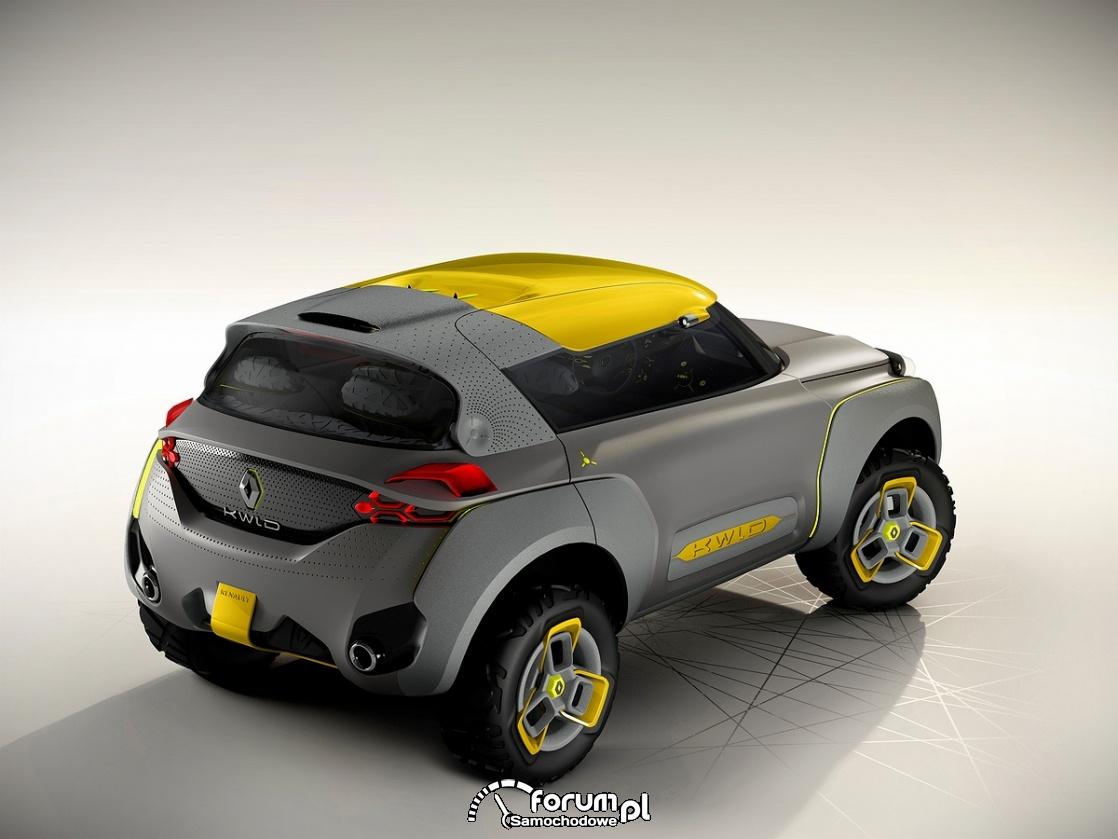 KWID CONCEPT, Renault