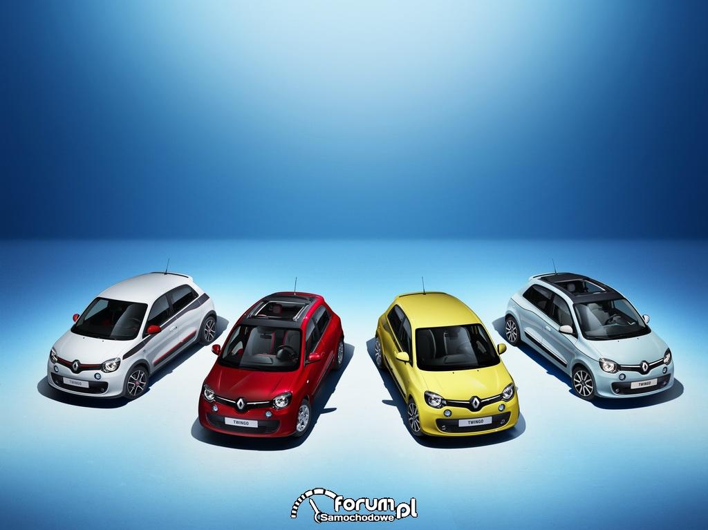 Premiera nowego modelu Renault Twingo