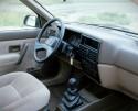 Renault 19 TXE 1989 r., miejsce kierowcy