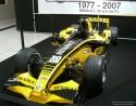 Renault 30 ans F1 1977 - 2007