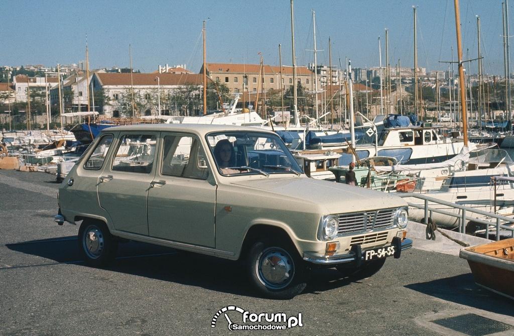 Renault 6 - 1983r.