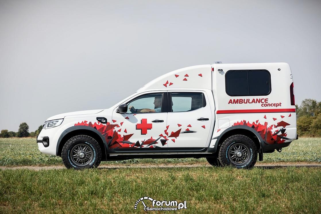 Renault Alaskan Ambulance