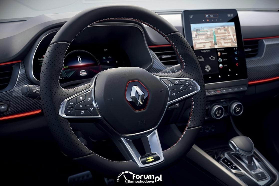 Renault Arkana - hybrydowa koncepcja i 5 gwiazdek w testach Euro NCAP