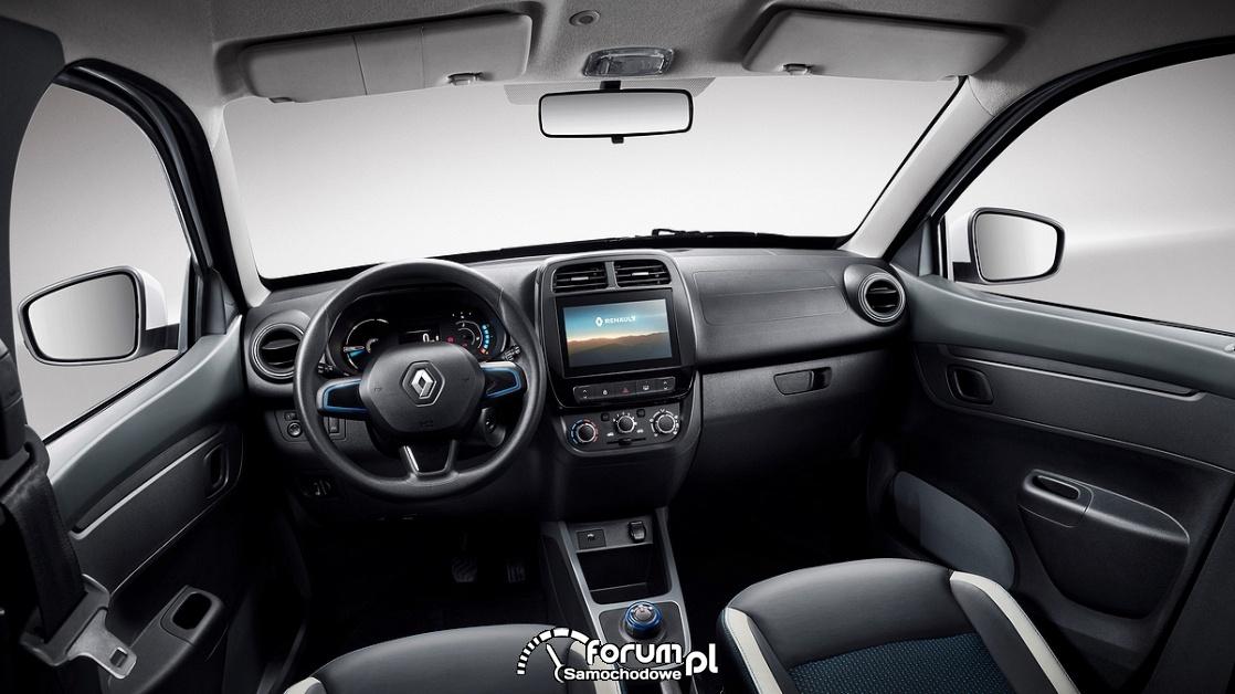 Renault City K-ZE - elektryczny model z segmentu A