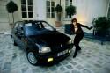 Renault Clio 1, reklama