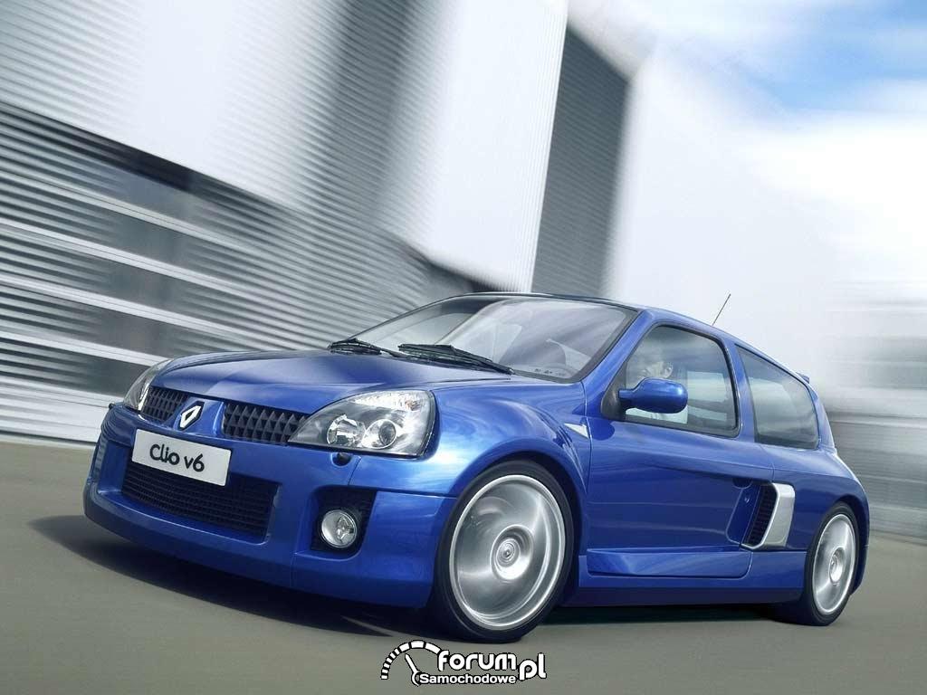 Renault Clio V6 24V Alpine