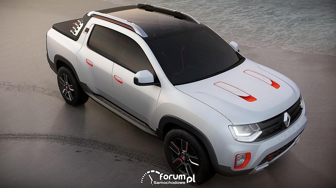 Renault Duster Oroch, 2