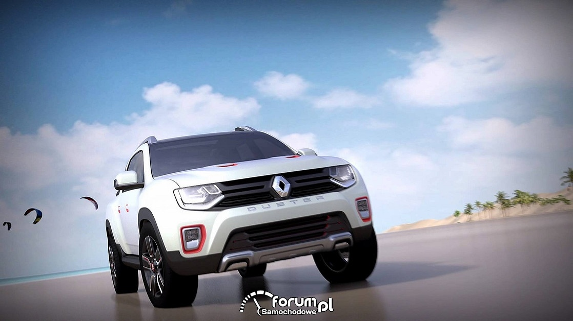 Renault Duster Oroch Concept, 2
