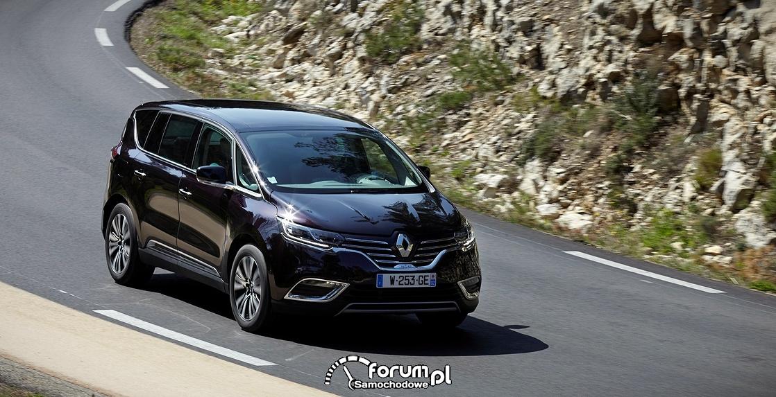 Renault Espace Initiale, 2015