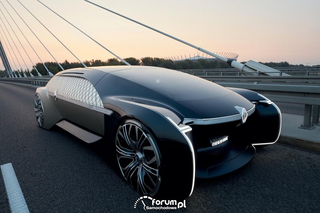 Renault EZ-ULTIMO to samochód autonomiczny