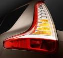 Renault Grand Scenic III, tylna lampa