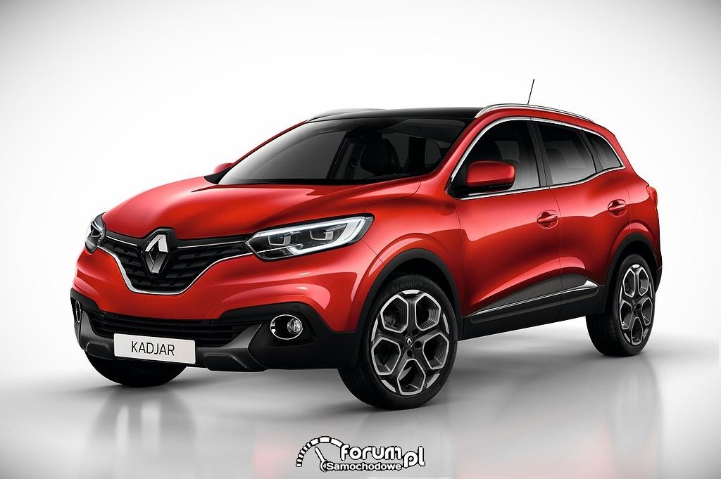Renault Kadjar, 2