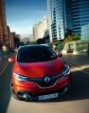 Renault Kadjar, przód w słońcu
