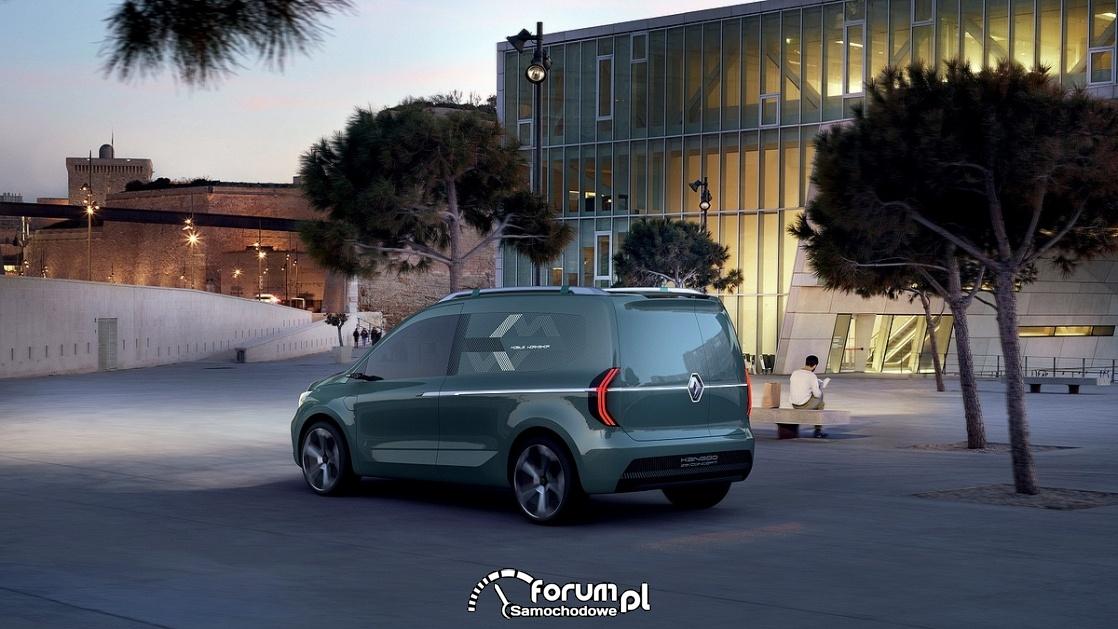 Renault Kangoo Z.E. - concept