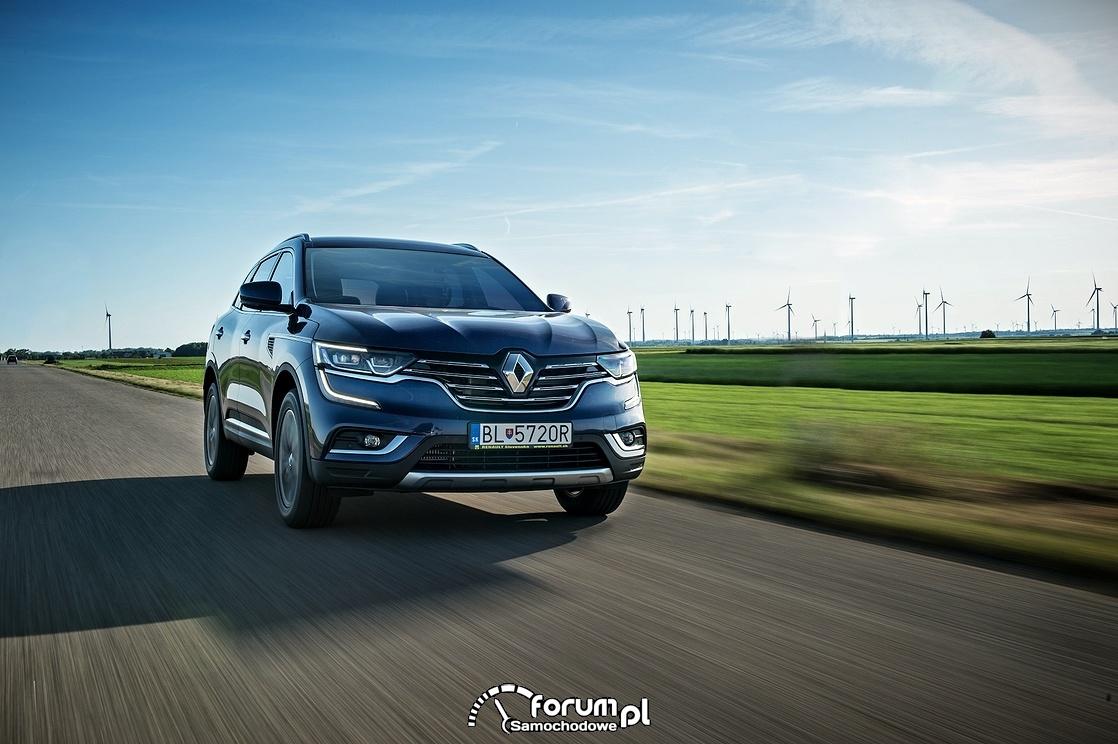 Renault Koleos, przód