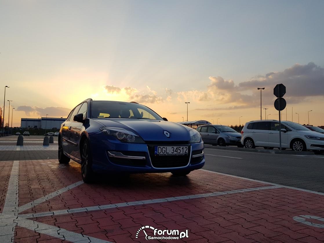 Renault Laguna 3 Gt