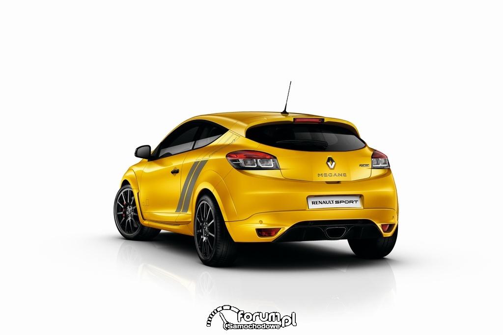 Renault Megane R.S. 275 Trophy, tył