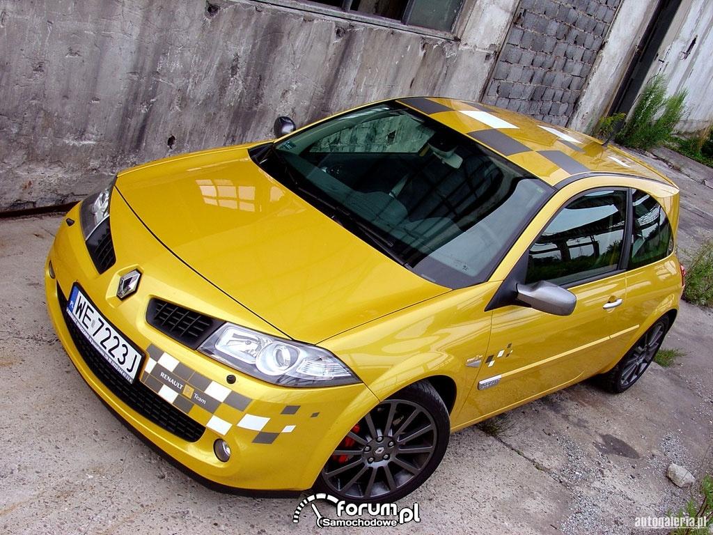Renault Megane Sport, Renault F1 Team