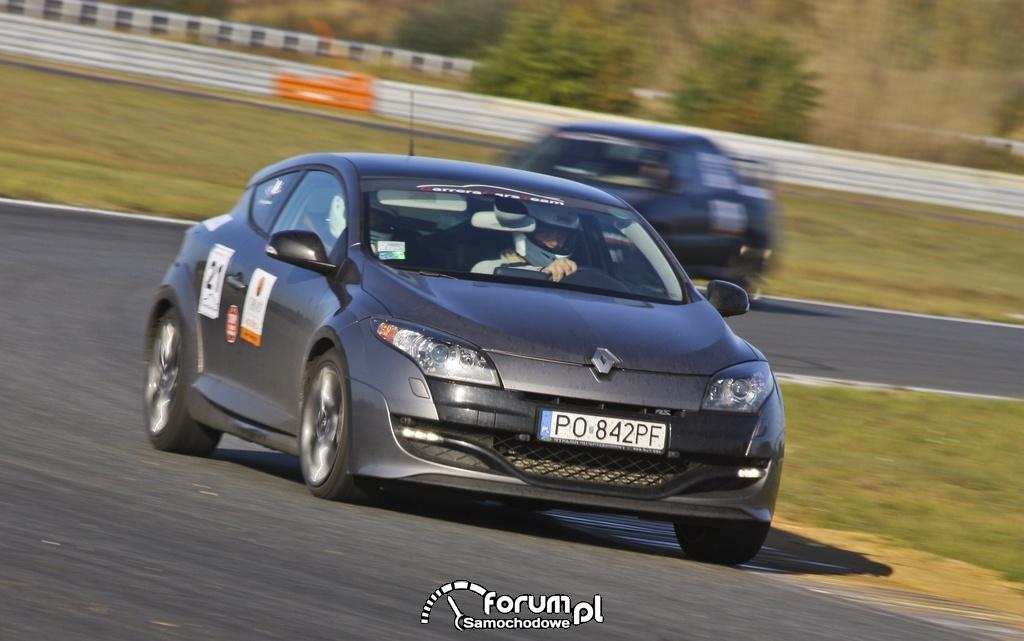 Renault Megane - Track Day 2011