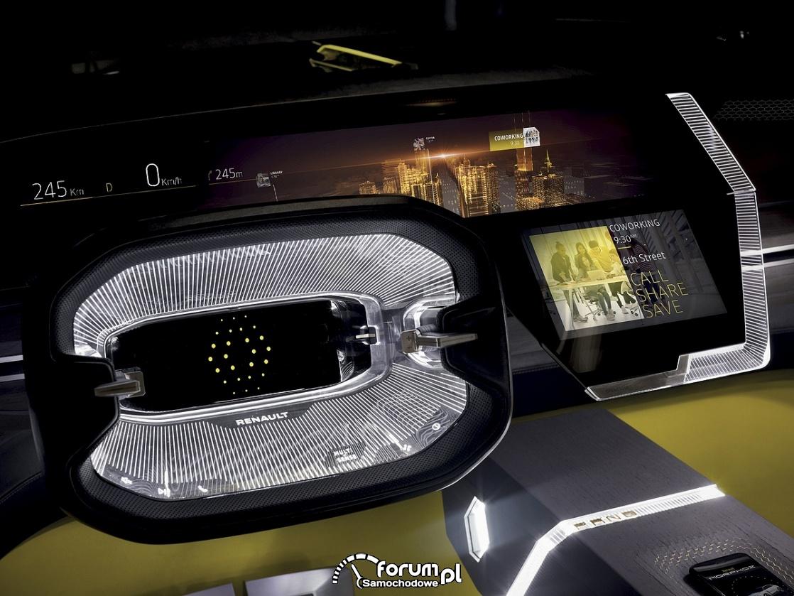 MORPHOZ - kabina, która dostosowuje się do kierowcy  i pasażerów