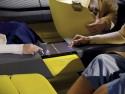 Renault MORPHOZ - samochód koncepcyjny, panele dotykowe we wnętrzu