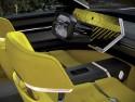 Renault MORPHOZ - samochód koncepcyjny, wnętrze, 2