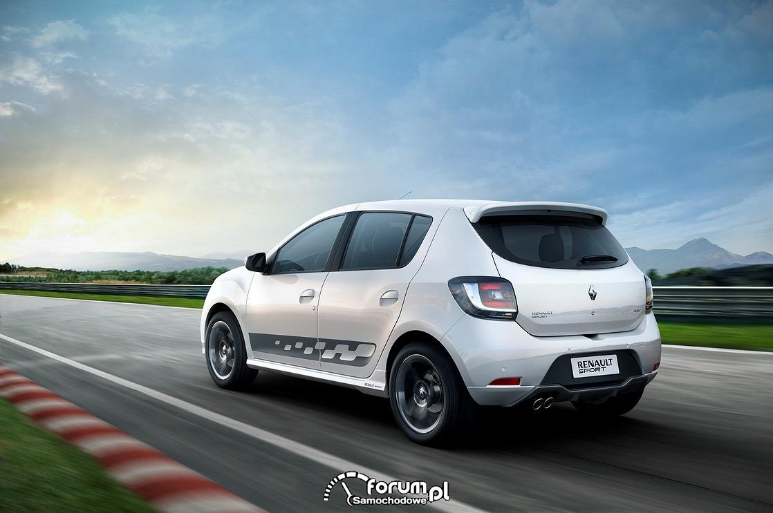 Renault Sandero R.S. 2.0, tył