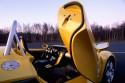 Renault Spider, drzwi otwierane do góry