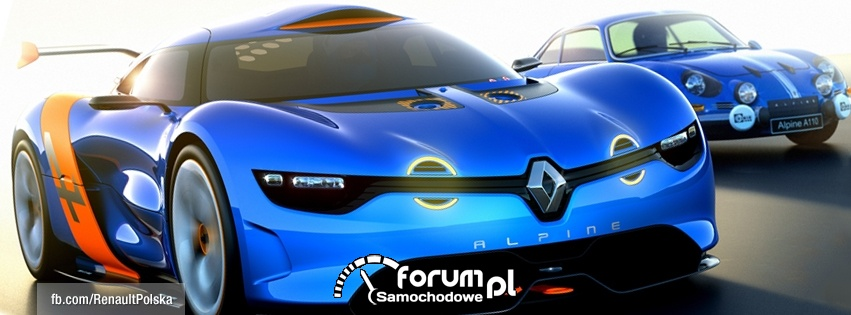 Renault Sport - Renault Alpine A110-50