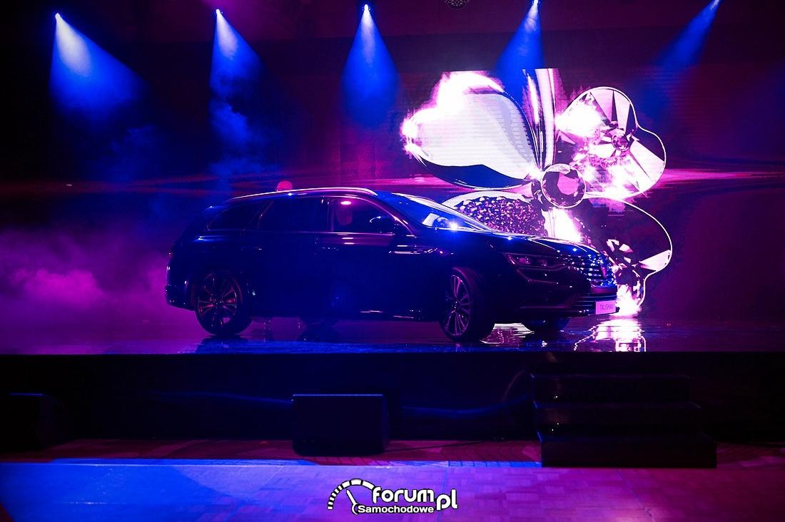 Renault Talisman Grandtour na scenie