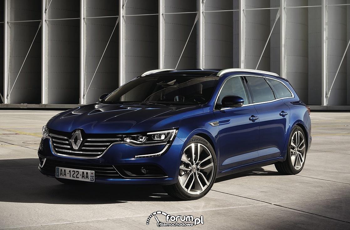 Renault Talisman Grandtour, przód