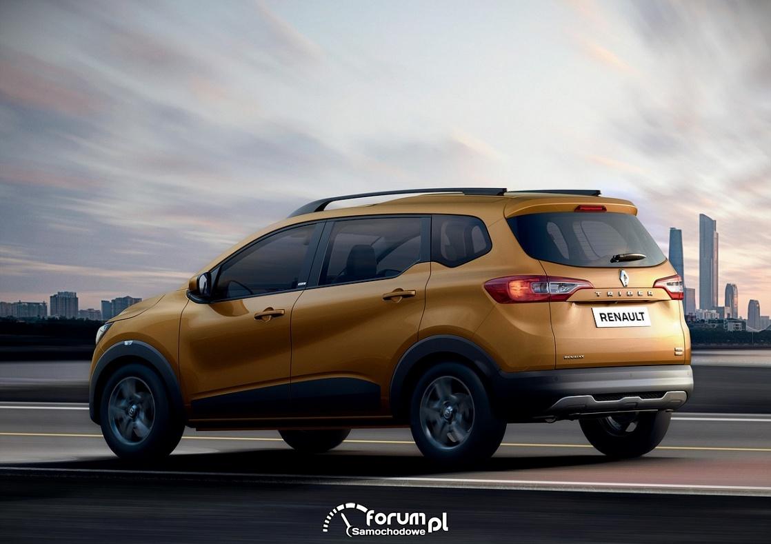 Renault Triber, 2