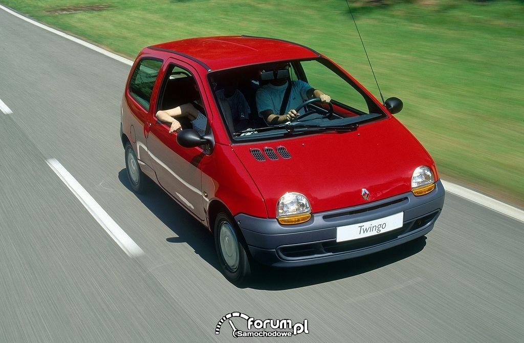 Renault Twingo, 1993 rok