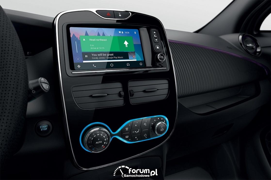 Renault ZOE - mocniejszy, szybszy i lepiej się prowadzi