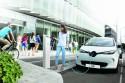 Renault ZOE, ładowanie samochodu