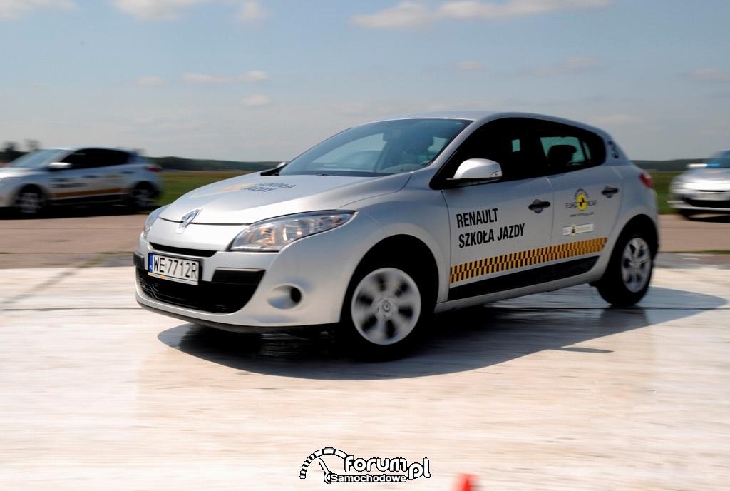 Szkola Jazdy Renault, Renault Megane