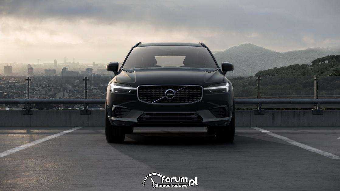 Volvo XC60 B4 R-Design, przód