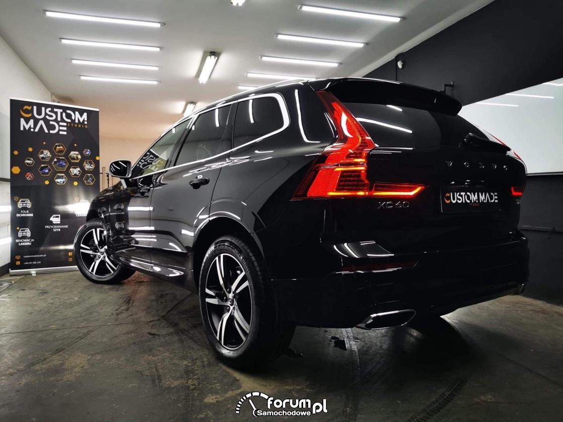 Volvo XC60, tył