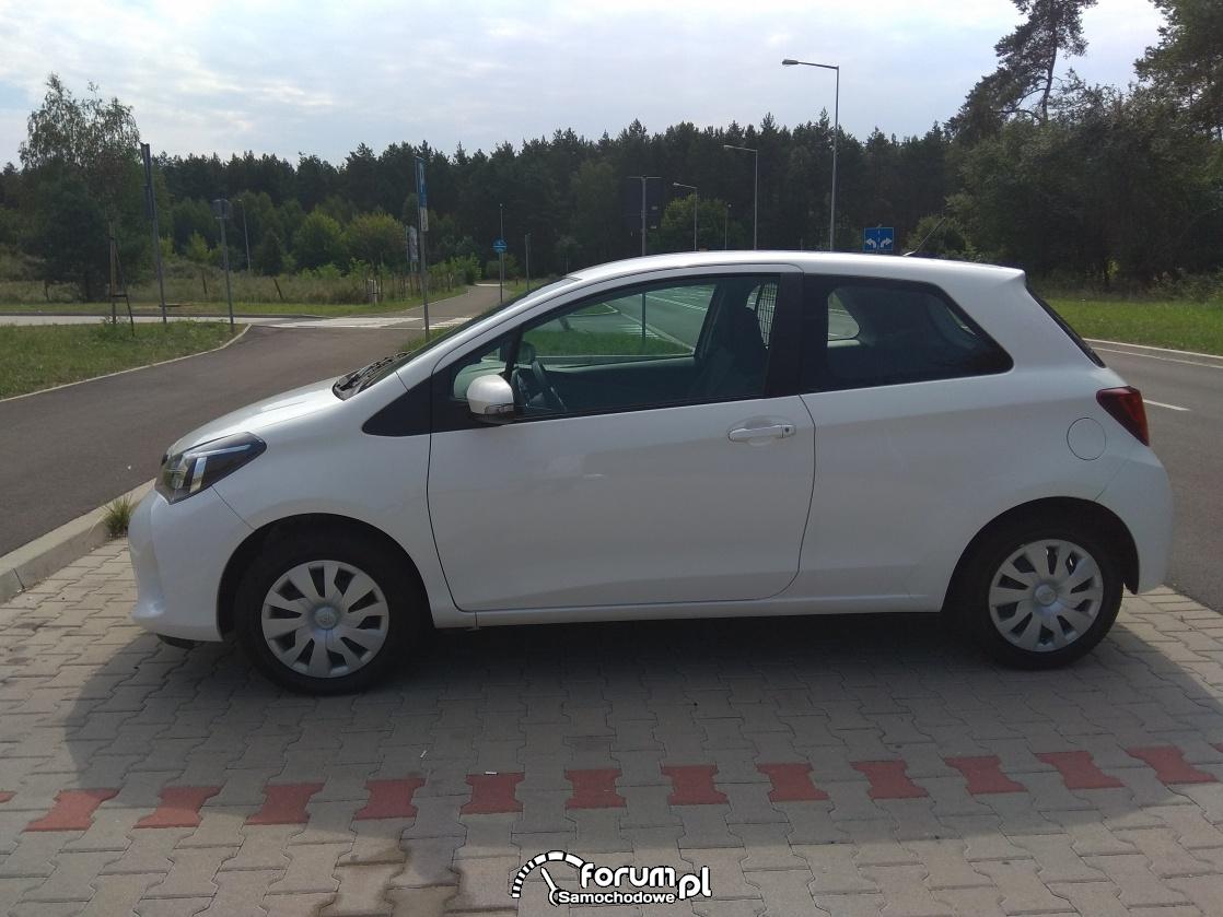 Moja Ukochana Toyota Yaris
