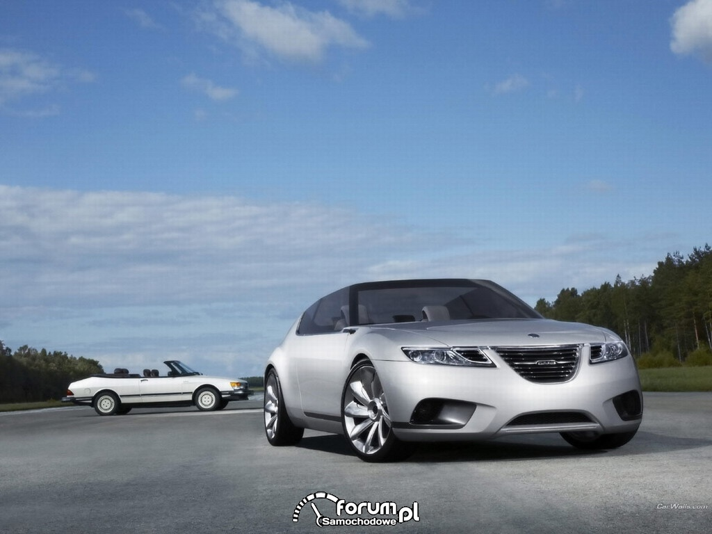 Saab 9-X Air Concept