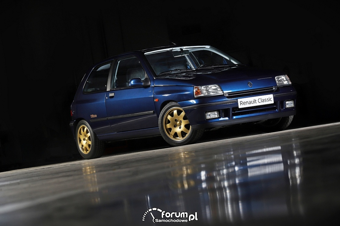 Renault CLIO Williams, 1994 rok