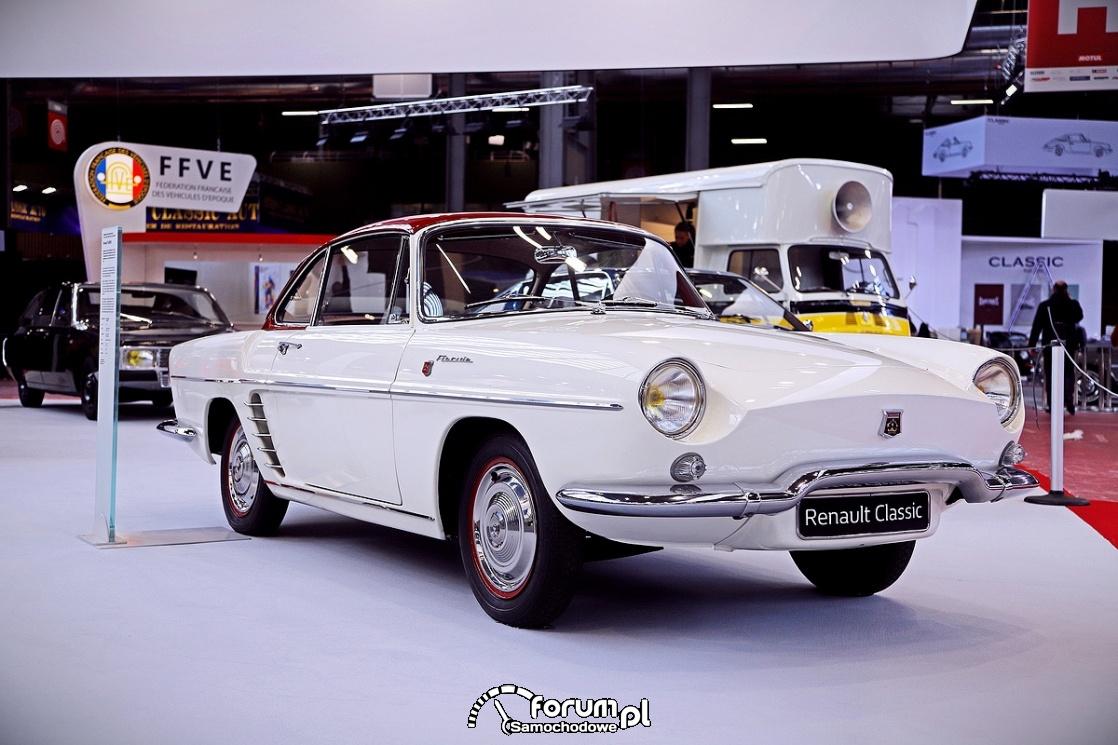 Renault FLORIDE, 1961 rok, biały