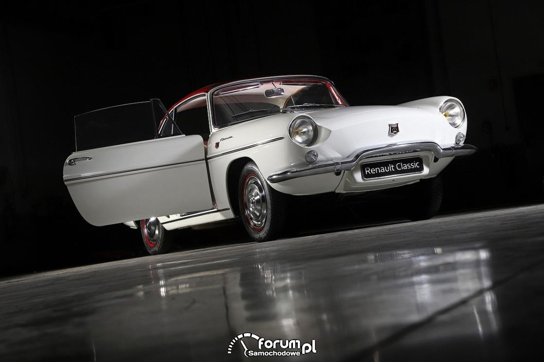 Renault FLORIDE, 1961 rok