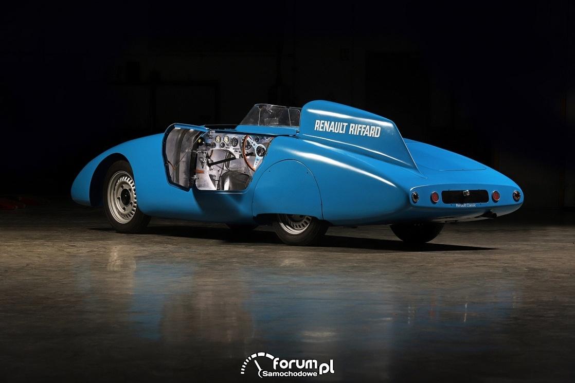 Renault RIFFARD, 1956 rok
