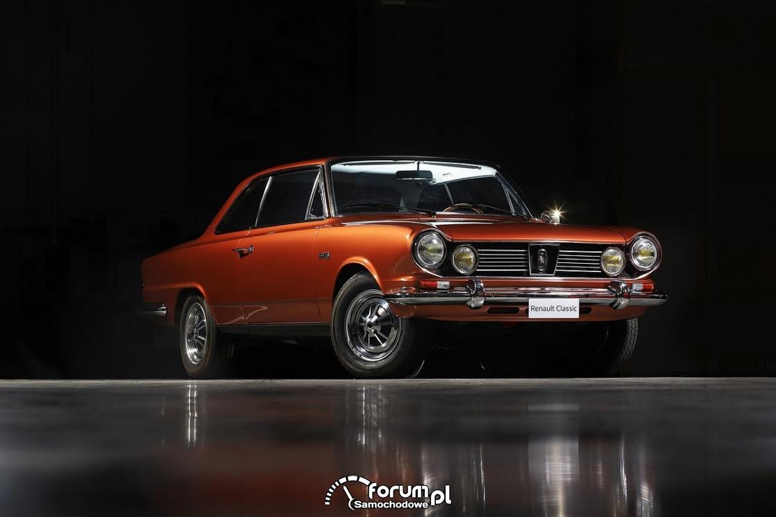 Renault TORINO, 1972 rok