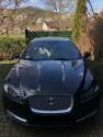 Jaguar XF Sportbrake, przód