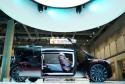 Toyota Fine-Comfort Ride, samochód wodorowy, bok, otwarte drzwi