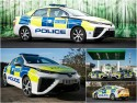 Toyota Mirai, Police in London